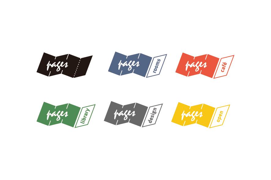 Pages-logo-K-colors